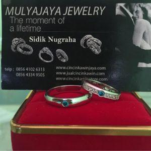 cincin pasangan exclusive mj 164